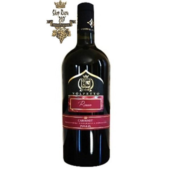 Rượu Vang Ý ATTANASIO Cabernet Sauvignon