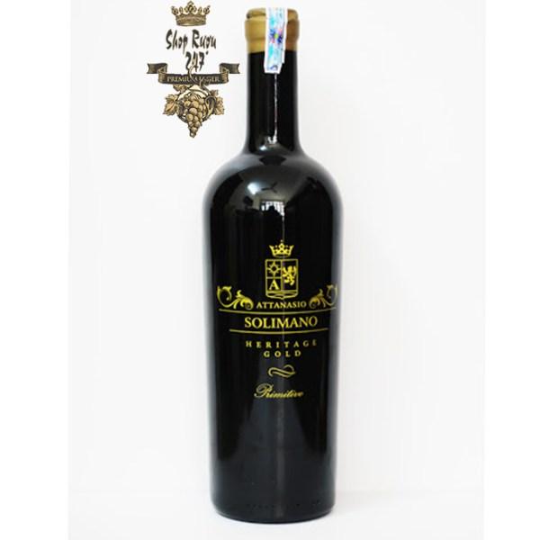 một loại rượu với hương thơm trái cây khô, bạc hà và da thuộc với hương vị của mận đen, vani và một chút gia vị, kết thúc là siêu dài.