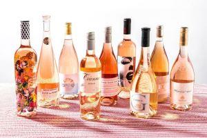 Rượu vang hồng - So với những người anh em họ đỏ và trắng của nó, chúng vẫn có một lượng hơi xú uế từ những người mê rượu vang