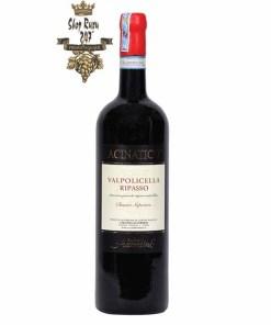 Rượu vang Valpolicella classico superiore ripasso 1