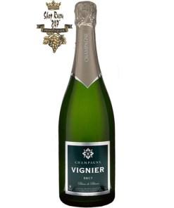 Rượu Vang Champagne Vignier Millesime