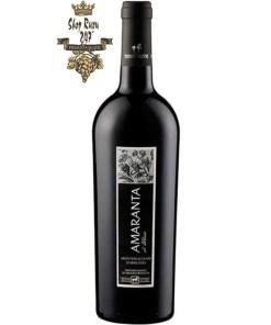 Rượu Vang Đỏ Amaranta Montepulciano d'Abruzzo
