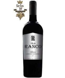 Rượu Vang Đỏ Chile Ranco Reserva Cabernet Sauvignon