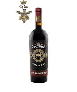 Rượu Vang Đỏ Epicuro Appassimento Rosso (98Pts Luca)