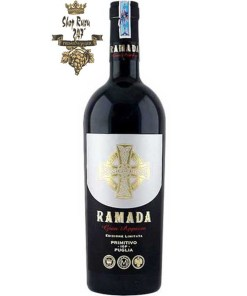 Rượu Vang Đỏ Femar Vini Ramada Gold