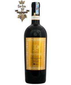 Rượu Vang Đỏ Feudi Salentini Levante Primitivo