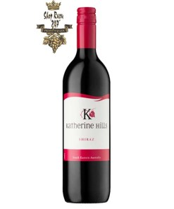 Vang Đỏ Úc Katherine Hills Shiraz
