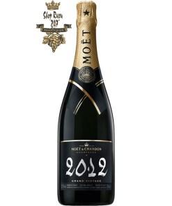 Rượu Champagne Moet & Chandon Grand Vintage
