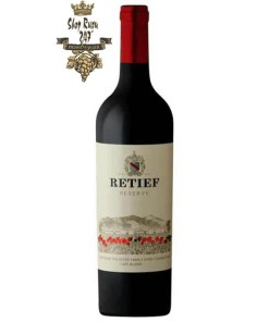 Rượu Vang Nam Phi Retief Reserve Cape Blend
