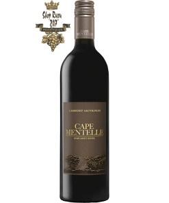 Rượu vang đỏ CAPE MENTELLE Cabernet Sauvignon