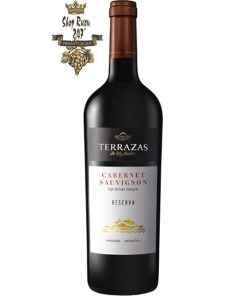 Rượu vang đỏ Ý TERRAZAS Reserva Cabernet Sauvignon