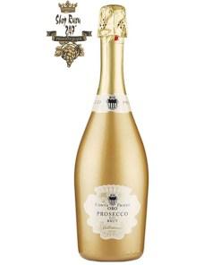 Vang Nổ Sparkling Wine Conte Priuli Oro Prosecco Brut