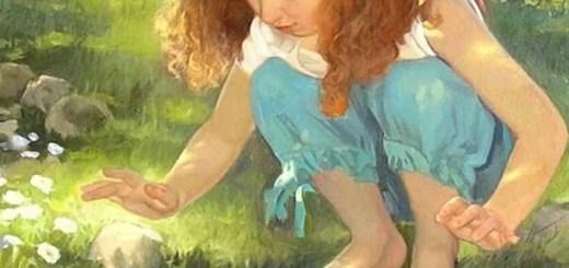 девочкаижаба иллюстрацияксказке