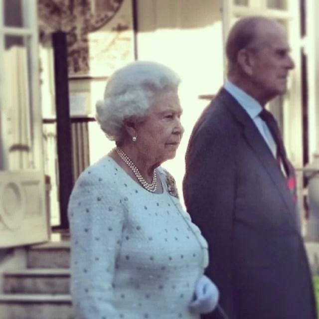 фото из жизни королевы Англии 6