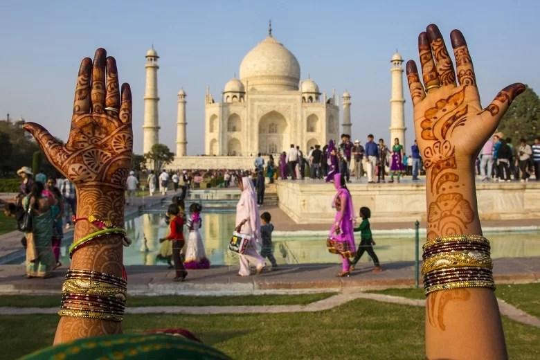 Индия - великая страна со своей историей