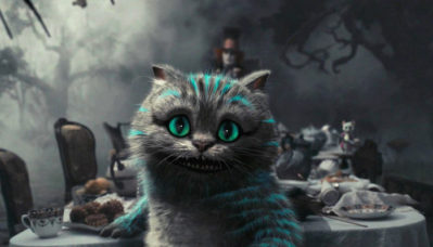 Чеширский кот и его премудрости