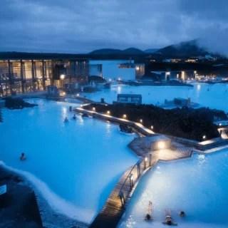 Голубая Лагуна — одно из чудес cвета