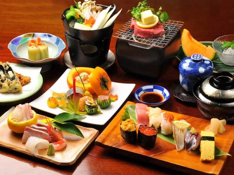 питание по японски