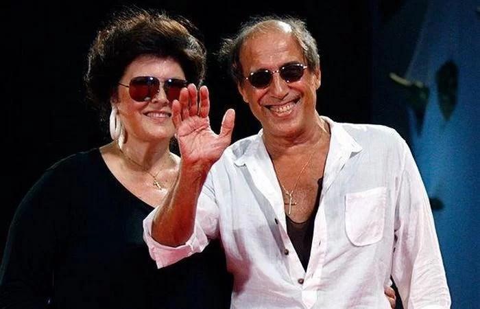 Адриано Челентано и Клаудиа Мори - фото 9