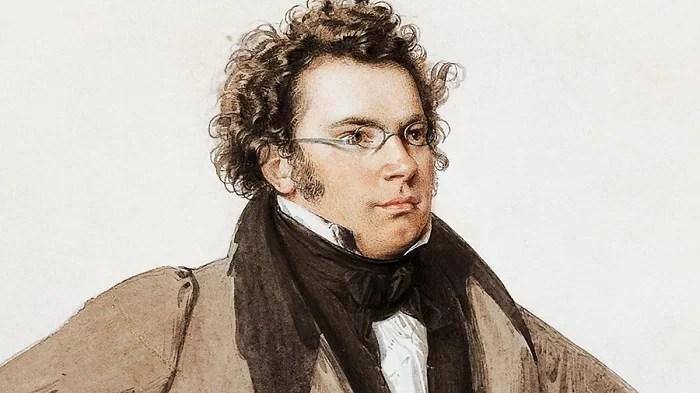 композитор Франц Шуберт