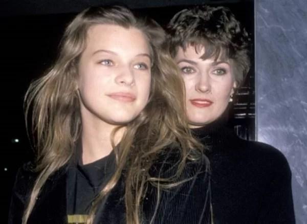Галина Логинова и её дочь мировая знаменитость - фото 2