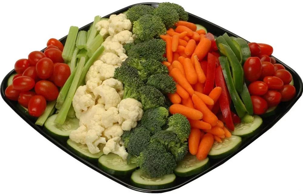 полезно для нашего здоровья - кушать сырые овощи