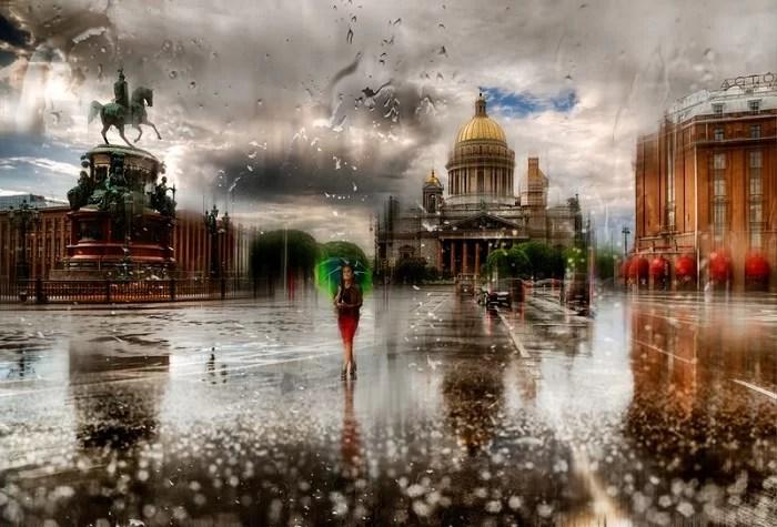 Санкт-Петербург и его жители