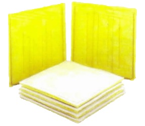 2-ply gold panel filters