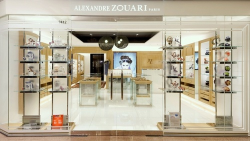 Alexandre Zouari Paris Accessory Stores In Hong Kong