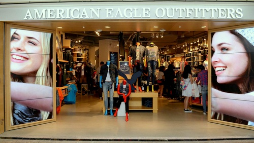 American Eagle Outfitters Stores in Hong Kong - SHOPSinHK