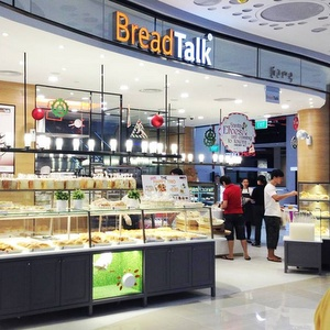 BreadTalk bakery shop Eastpoint Mall Singapore