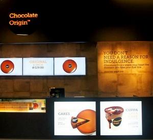 Chocolate Origin cake shop Changi Village Singapore