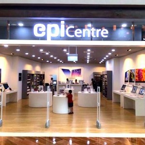 EpiCentre Apple Premium Reseller The Shops at Marina Bay Sands Singapore