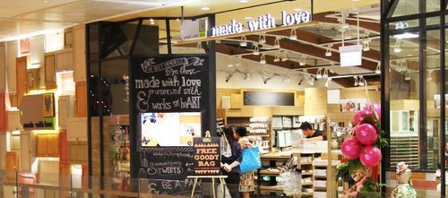 Made With Love Scrapbooking shop 313@Somerset Singapore