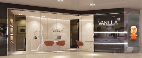 VANILLA Taste of Beauty salon Sun Plaza Singapore.