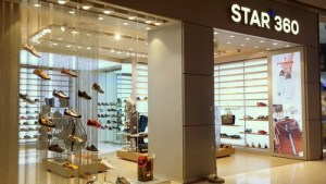 Star 360 store Suntec City Mall Singapore.