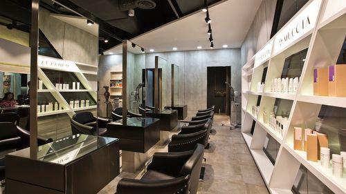 Hair Mori Korean Salon hair salon at The Centrepoint mall in Singapore.