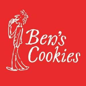 Ben's Cookies in Singapore.