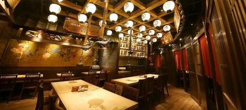 Kotobuki Japanese restaurant at Wisma Atria shopping mall in Singapore.