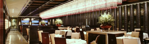 Crystal Jade Palace Cantonese restaurant at Ngee Ann City in Singapore.