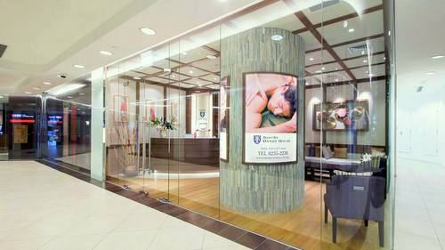 Miss Paris & Dandy House beauty spa at Ngee Ann City in Singapore.