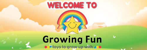 Growing Fun toy store in Singapore.