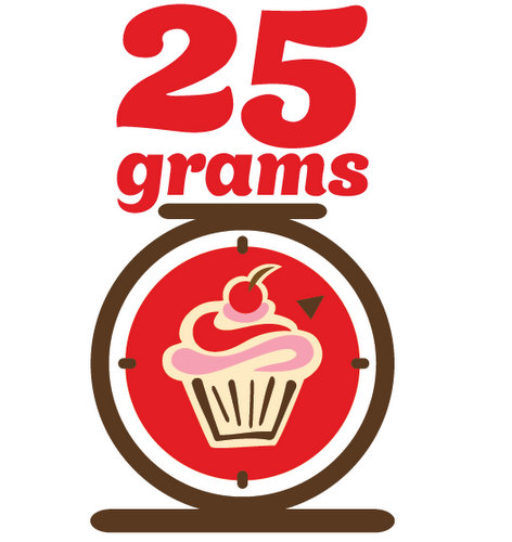 25grams bakery shop in Singapore.