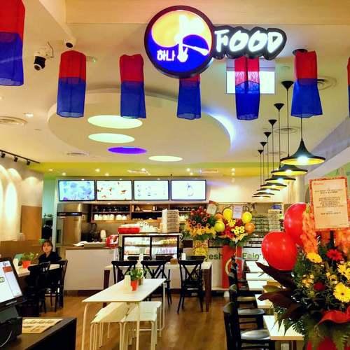Hana K-Food Korean restaurant in Singapore.