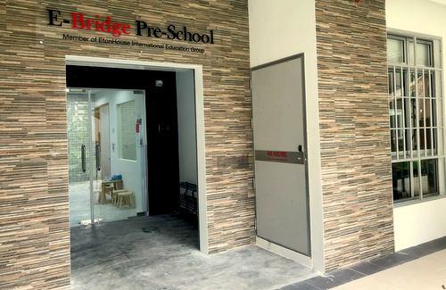E-Bridge Pre-School in Singapore.