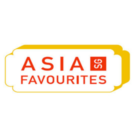 Asia Favourites confectionery shop in Singapore.