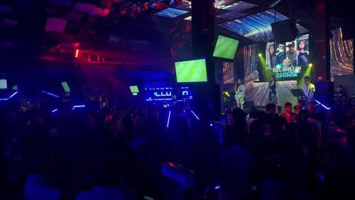 Club Illusion Singapore.