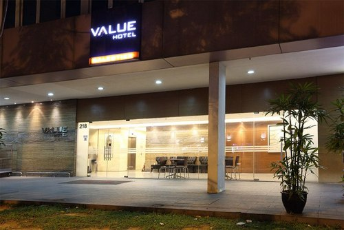 Value Hotel Balestier in Singapore.