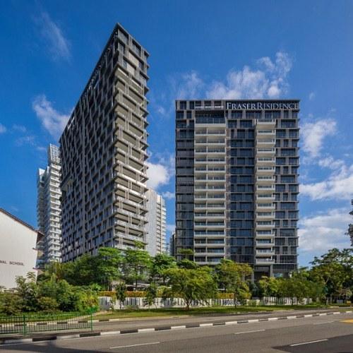 Fraser Residence Orchard Singapore.