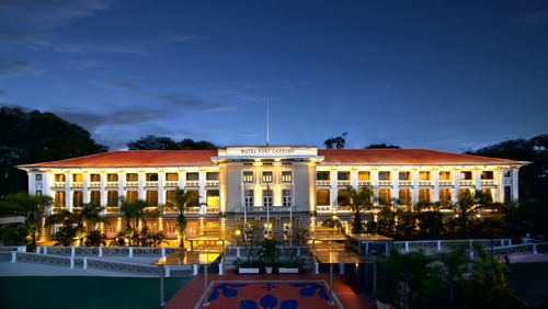 Hotel Fort Canning Singapore.